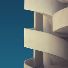 Shapes of Crete's Minimalist Architecture. Attila Kozó is a Budapest, Hungary based Photographer who specializes in fine arts and digital photography. Minimal Architecture, Amazing Architecture, Architecture Details, Modern Architecture, Minimalist Home Decor, Minimalist Interior, Interesting Buildings, Minimalism, Contemporary