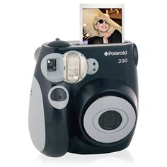 This maybe the answer to my desire for Polaroid camera!