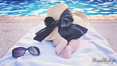 Iliasis Muniz Photography  www.facebook.com/iliasismuniz beach babe, versace shades, pool, baby girl