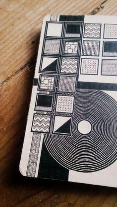 Amazing Geometric Design Patterns - The Architects Diary - Organizing is Harmonizing And Zentangle Drawings, Mandala Drawing, Doodle Drawings, Mandala Art, Doodle Art, Zentangles, Doodle Patterns, Zentangle Patterns, Sketchbook Inspiration