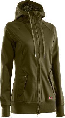Under Armour® Women's ColdGear® Infrared Softershell Jacket