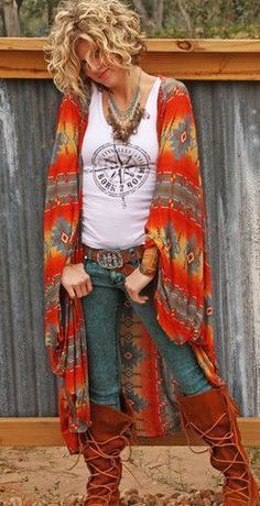 Boho style - The latest in Bohemian Fashion! These literally go viral!