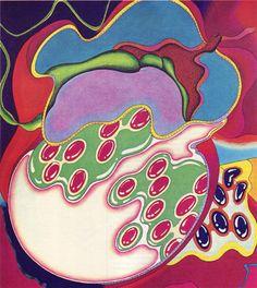 An Artist's Interpretation of a Flashback: Biology Today 1 - 50 Watts