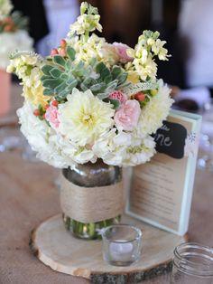 A Rustic, DIY Wedding Near Mont-Tremblant | Weddingbells