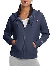 23cb1cad6bde Champion Life® Women s Reverse Weave® Zip Hoodie Champion Sweatshirt
