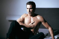 One of our favourite actors, its amazing how hes transformed his body so many times, I think this is how you'd be if you were an actor, your body control is amazing. Xxxx