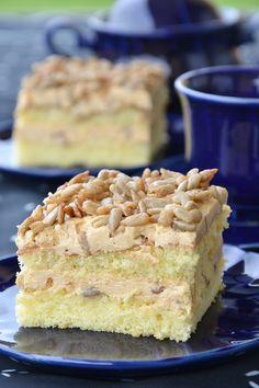 Sweet Recipes, Cake Recipes, Rice Krispies, Vanilla Cake, Food And Drink, Tasty, Baking, Cos, Easy Cake Recipes