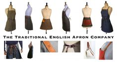 Leather Aprons and Canvas Bags - The Traditional English Apron Company Kurtos Kalacs, Chimney Cake, Leather Apron, Aprons, England, Traditional, Google Search, Canvas, How To Wear