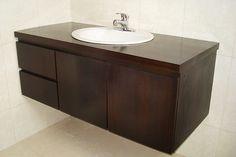 Mueble cassetto con lavamanos orbis proyectos que - Lavamanos con mueble ...