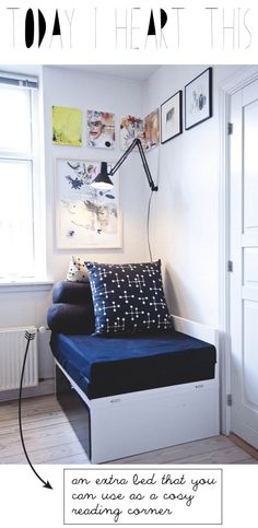 Tiny home guest room ;)