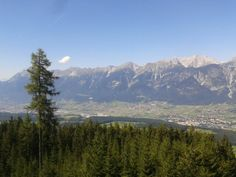 View to Innsbruck