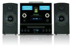 The McIntosh MXA60. This will probably stand between me and a down payment on a condo one day.