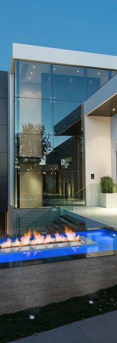 architecture, design, modern home, Whipple Russell Architects, LAUREL WAY Architecture Design, Beautiful Architecture, Residential Architecture, Contemporary Architecture, Architecture Panel, Architecture Portfolio, Modern House Design, Exterior Design, Modern Exterior