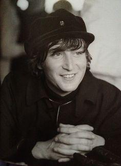 John Lennon And That Gorgeous Smile