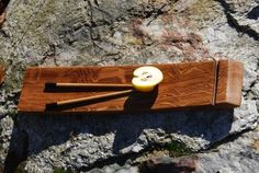 Wine Barrel Stave Sushi Party Board by BuddhaBarrels on Etsy, $39.00