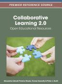 Collaborative learning 2.0 : open educational resources