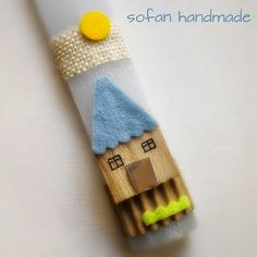 ! ♥ SofaN handmade: Πασχαλινές λαμπάδες 2015 - νέα σχέδια! Easter Crafts For Kids, Easter Ideas, Blue Bird, Christmas Time, Diy And Crafts, Candles, Handmade, Decoration, Dekoration
