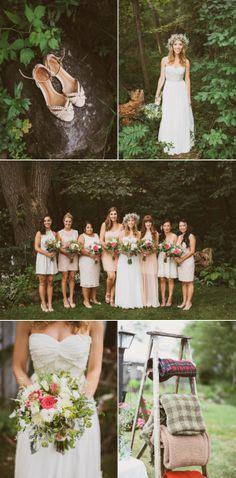 Lake Simcoe Cottage Wedding