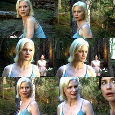 Josie Davis as Faith Lavelle and Claire Forlani as Tory Bodeen in Carolina Moon