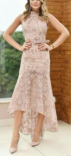 Cute fashion outfits ideas – Fashion, Home decorating Fabulous Dresses, Pretty Dresses, Beautiful Dresses, Dress Brokat, Short Dresses, Girls Dresses, Cute Fashion, Womens Fashion, Evening Dresses