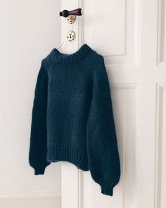 Instagram Shop, Sweater Weather, Knitted Hats, Knitwear, Teal, Turtle Neck, Pullover, Embroidery, Sewing