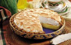 Egg Custard Pie - We liked this custard pie so much, Grandma sometimes served it for breakfast.