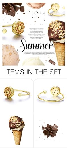 """Summer"" by totwoo ❤ liked on Polyvore featuring art"