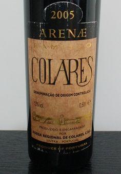 Em Colares, Portugal, os vinhos tintos são produzidos com a variedade Ramisco, que é exclusiva dali.