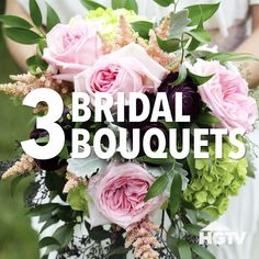 Easy and Cheap DIY Bridal Bouquets