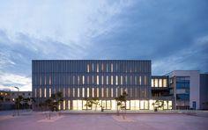 Office building by BVAU