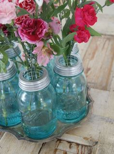 10 Uses for Mason Jars | Apartment Therapy