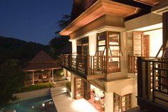 House Cochrane by Metropole Architects, Modern Thai House