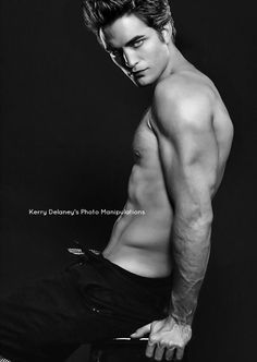 Robert Pattinson Manip Edward Cullen vampire extraordinaire, love him Kerry, you are better and better hun ,thank you for your work, because we get to enjoy it <3