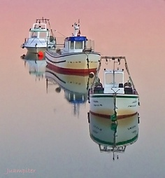 Flotando sobre un mar pastel Ayamonte  Huelva  Spain by Juampiter, via Flickr