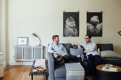 Name: Kyle and Alex Location: Tenderloin — San Francisco, California Size: 450 square feet Years lived in: 4 years rented After 20+ apartment viewings, Kyle and Alex settled on this 1920s apartment in the Tenderloin neighborhood in San Francisco. They had some basic criteria for their would-be apartment. It had to have wood floors and period character along with a separate space for their bed (they were looking almost exclusively at studios without bedrooms) along with enough room for…
