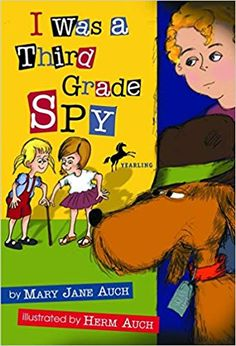I Was a Third Grade Spy. This is a fun take on the classic boy vs girls theme which is popular with kids ages eight to twelve. 3rd Grade Books, Third Grade Reading, Spy Books For Kids, Childrens Books, Used Books, Books To Read, My Books, Free Books Online, Reading Online