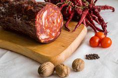 La #ventricina è un #prodotto #tipico del #territorio #abruzzese