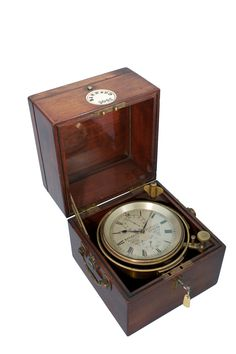 Date c. 1850. Paul Philip Barraud was a fine clock and chronometer maker, he worked from Cornhill, London. Master of the Clockmakers' Company in 1810 and a partner with W. Howells and George Jamison in 1797 - 1799 for making Thomas Mudge's Timekeepers.