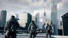 THE DIVISION Launch Trailer (PS4 / Xbox One)