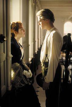 Leonardo DiCaprio e Kate Winslet.
