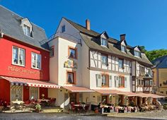 Historic Hotels of Europe. Luxury accommodations in Europe for short breaks, cultural routes, wedding celebrations, romantic weekends and more. Rhineland Palatinate, Hotel Apartment, Apartments, Holiday Hotel, Restaurant, Luxury Accommodation, 4 Star Hotels, Good Night Sleep, Photos