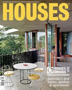 Houses Magazine Print Subscription