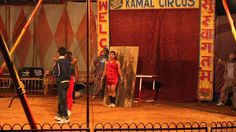 In the Kamal circus, both the knife thrower and the persons at the target are girls. They all stay extra calm, even sullen. Knife Throwing, Brave Women, Target, Calm, Girls, Daughters, Target Audience, Throwing Knives