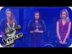 Ellie Goulding - Lights (Lara Marie, Hannah, Kieu) | The Voice Kids 2013 | Battle | SAT.1 - YouTube