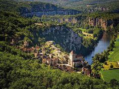 The Most Beautiful Village in France - Saint Cirq Lapopie | MariNews