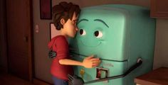 """nice little short film. inferences, have more trust in each other :) CGI Animated Short HD: """"Runaway"""" by Susan Yung, Emily Buchanan and Esther Parobek Animation Stop Motion, Animation Film, Film Gif, Pixar Shorts, Movie Talk, Video Clips, School Videos, Social Thinking, Figurative Language"""