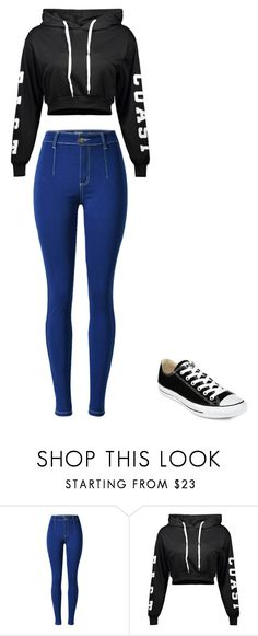 """""""Simple"""" by diamonds-ruby on Polyvore featuring Converse"""