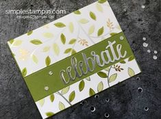 It's here...the 3 newbies! - Simple Stampin