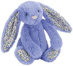Jellycat Small Blossom Bluebell Bunny Soft Toy