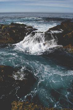 point lobos, california #nature #seascapes